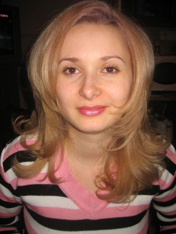 Lili din nou blonda